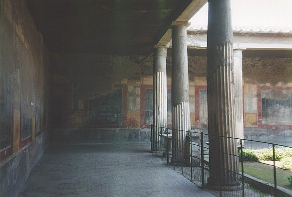 Pompeii House Of The Vettii