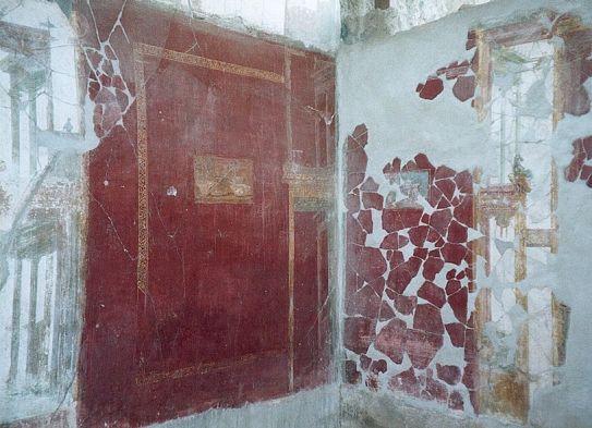 Pompeii, Murals and Mosaics
